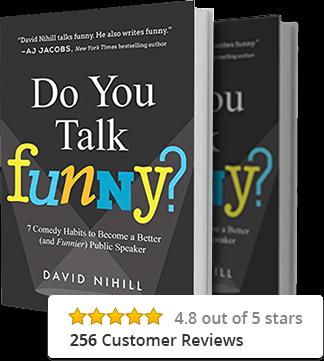 David Nihill | Author, Speaker, Entrepreneur