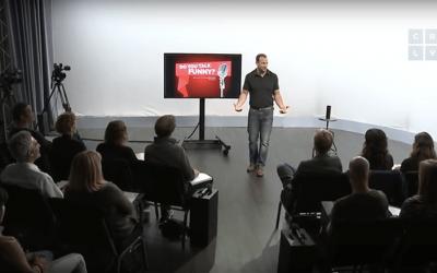 David Nihill, live workshop for Creative Live.