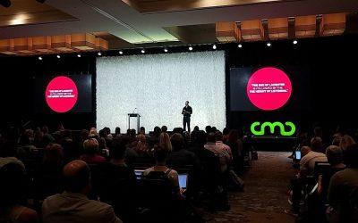 David Nihill, Keynote, Content Marketing Conference, Boston 2018