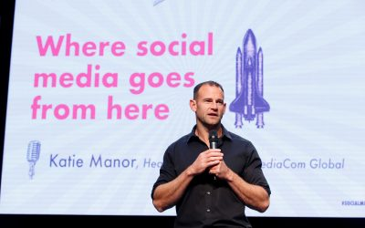 Hosting Social Media Live Conference in Dublin